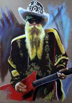 BILLY GIBBONS ( legends of guitar )