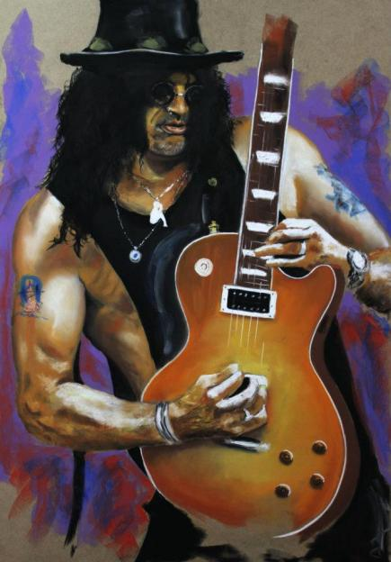 slash legends of guitar