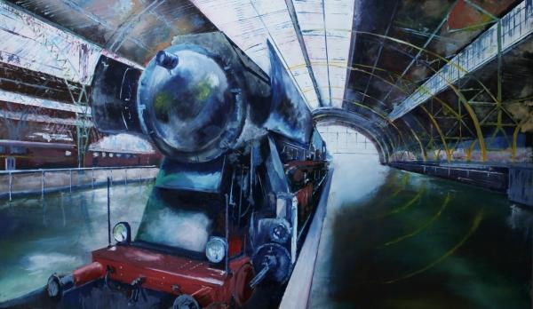 estacion tren III